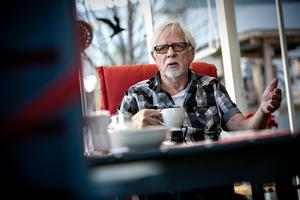 Paul-Rune Fritzon upplevde andra världskrigets flyktingströmmar – nu är han förbannad att nazismen växer i Sverige.