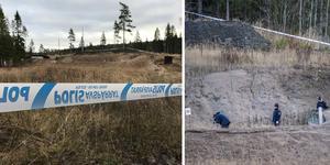 En man i 70-årsåldern avled efter ett vådaskott i Norberg i söndags. En man i 40-årsåldern är nu misstänkt för vapenbrott och vållande till annans död.                                                                 Foto: Lova Jappevik / Niklas Hagman