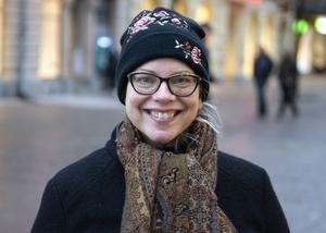 Cecilia Dahlbäck, 52 år, lärare, Sundsvall