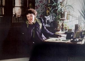Alfhild Agrell.