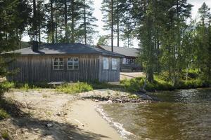 Förutom restaurangen finns både camping och plats för konferenser och event i Kojbyn.