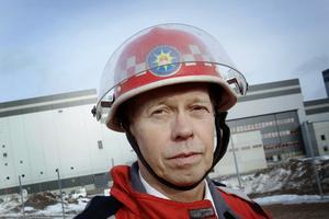 Lars Westerfors var med vid skogsbränderna i Västmanland 2014 och trodde aldrig att han skulle få vara med om något liknande.