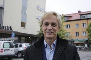 """Ulf Rosenqvist är övertygad om att Ludvikahems hyresgäster tycker att det är viktigt att bolaget har aktiviteter där personalen får ha kul ihop. """"Det blir inte roligare än vad man gör det och alla brukar bjuda till"""", säger han."""
