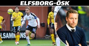 Johan Mårtensson, Axel Kjäll och ÖSK fick resa hem från Borås med noll poäng efter bortamatchen mot Elfsborg.