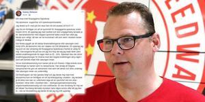Conny Ohlsson svingade vilt mot aktiva och tidigare aktiva inom Rospiggarna på Facebook.