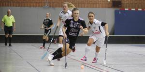 Sala Silverstadens Patricia Aronsson gjorde tre mål hemma mot Skattkärr.
