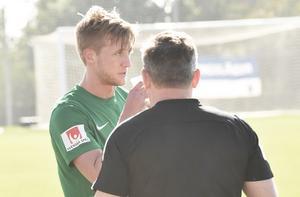 Jesper Svensson stod för en bra insats mot Reus.