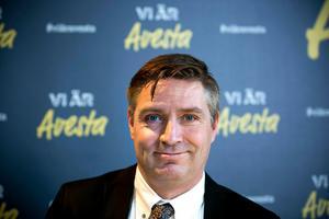 Lars Isacsson menar att Ung Företagsamhet har en given plats i kommunens framtidsstrategi.