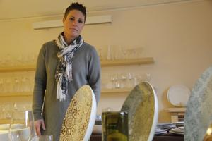 - Företaget har haft en  positiv utveckling och  jag ser ljust på framtiden, säger Jenny Andersson.