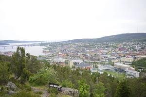 Har Sundsvalls kommun slutat att sanera – eller har klottrarna vunnit? undrar signaturen