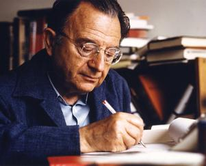 Erich Fromm 1974. Foto: Müller-May / Rainer Funk