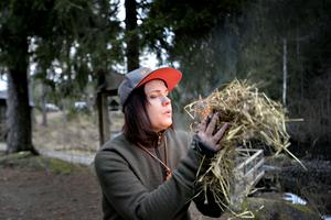 Att göra upp eld ska alla människor kunna tycker Anna Nordqvist.