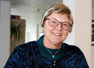 Ewa Back driver kunskapen om ME framåt. I Region Västernorrland arbetar man nu för att få fram ett vårdprogram.
