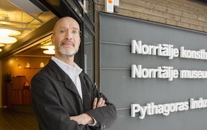 Foto: Stig-Göran Nilsson Kommunens kulturchef Per Ahlin.