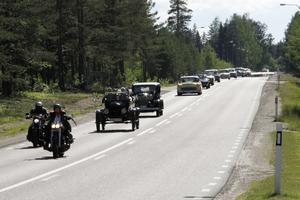 Då aktiviteterna i Föne var över var det dags för  sedvanlig road-trip i sakta mak.