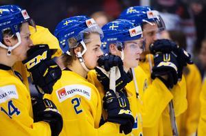 William Nylander var en av de främsta spelarna i Sverige under JVM 2014-15. Men någon medalj räckte det inte till, och Sverige placerade sig på en fjärdeplats. Bild: Joel Marklund/Bildbyrån.