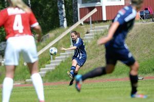 Agnes Cöster, Kovlands IF.