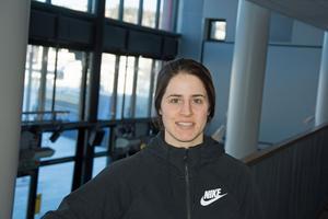 Michela Cava har gjort dundersuccé i SDHL.