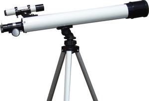 1. Reflektorteleskop. 599 kronor på Teknikmagasinet.