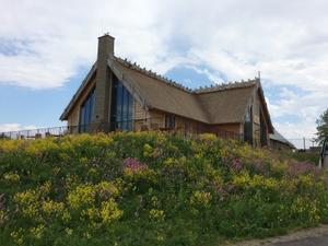 Nu kommer Ingrid Axelsson att driva och utveckla  Café Doppingen intill naturum Hornborgasjön.