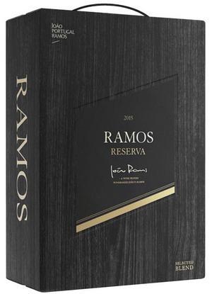 Årets bästa röda boxvin är Ramos Reserva 2015 från Portugal.