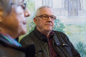 Bengt Svedberg tycker att föreläsningen med Tord Tallmarker var angelägen och bra. Föreläsaren berätta hur man ska agera om man misstänker att en stöldliga knackat på.