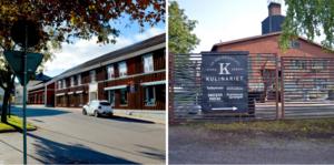 Säters kommun har två så kallade InfoPoints; Lidéns möbler och Kulinariet.