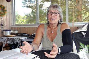 Annelie Wassman, bröstcancerpatient från Sundsvall, skulle önska en bättre rehabilitering så att man som patient bland annat fick ett bättre psykologiskt stöd med möjlighet att bolla olika tankar med någon. Hon har samtidigt besökt Österåsens hälsohem, vilket hon tyckte var bra och givande, både fysiskt och psykiskt.