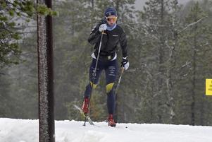 Stina Nilsson valde Idre istället för hög höjd i Italien.
