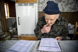 – Få si, de var många klasser i år, säger han om resultatlistorna från Flyktingloppet.