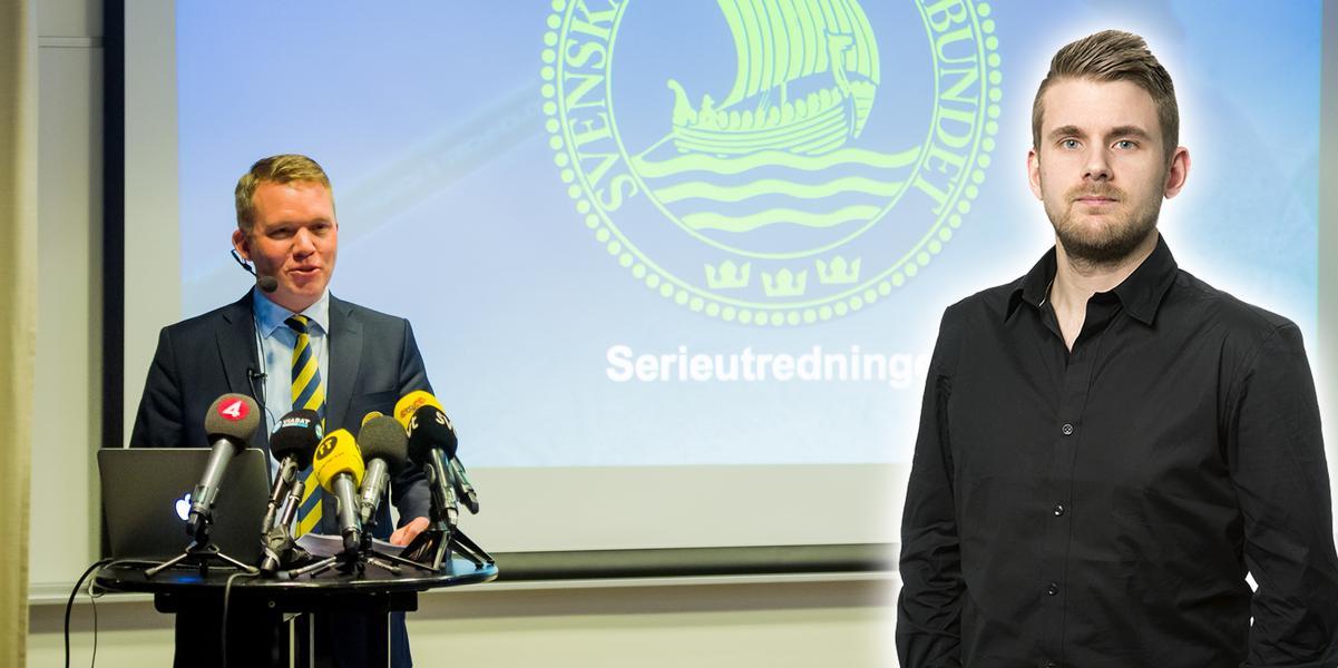 Hanson: Jättefiasko för Svenska ishockeyförbundet om förslaget röstas ned