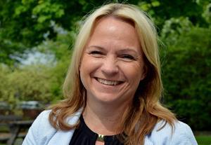 Monica Lundin fortsätter att driva kravet på trygghetsvakter