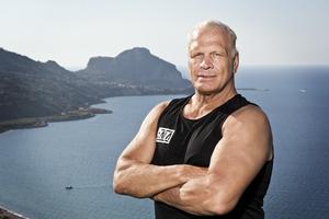 Frank Andersson har dött. Bild: Janne Danielsson/SVT