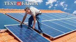 Intresset för solceller ökar. Här är expertens bästa tips på vägen mot en egen solcellsanläggning.Bild: Shutterstock
