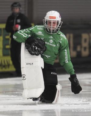 Västerås målvakt Henrik Kjellsson.