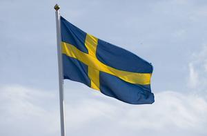 Nu kan din förening ansöka om en flagga eller fana. Det blir däremot inga flaggor till privatpersoner.