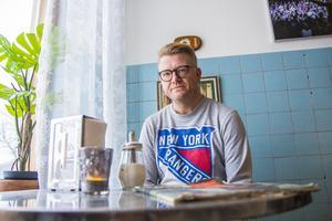 Det är sällan som Christer Johansson får en lugn stund eftersom han både lever och andas Småstadsliv.
