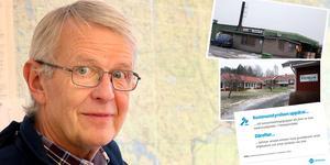 Kommunchef Stefan Wallsten ligger i startgroparna med att påbörja den lokalöversyn i Fränsta som kommunens politiker initierade för mer än ett år sedan.