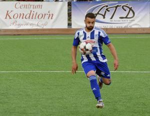 Adam Tumma, Avesta AIK.