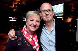 Centerpartiet: Carina Asplund och Bosse Svensson
