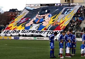 2006 var ambitionen hos både föreningen, laget och supportrarna att lämna Superettan igen...