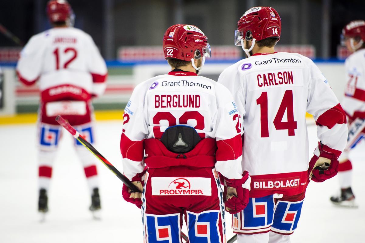 Timrå IK vann mot Vita Hästen – så var matchen minut för minut