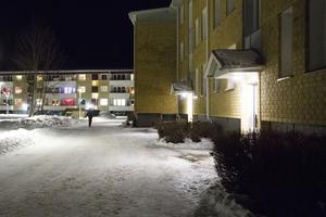 I slutet av april gjorde Säpo ett tillslag på en adress i ett bostadsområde som ligger i Strömsund.