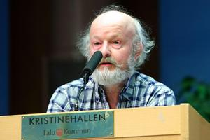 Foto: Claes Söderberg.Richard Holmqvist (MP).