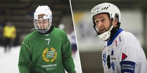 Jesper Jonsson spelar med galler – Joakim Hedqvist spelar inte ens med visir. Vad tycker de om ett gallertvång?