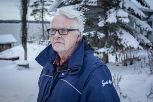 Uno Svaleryd, före detta länsråd i Jämtland.