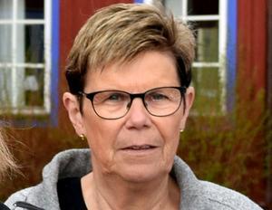 Lisbeth Gråbo – en idealist och arbetsmyra, som ser möjligheterna och  som alltid är beredd att hjälpa alla överallt.