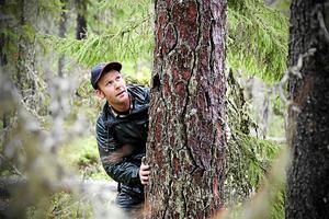 Johan Rytterstam är biolog på länsstyrelsen och har engagerat sig i Pärmsjöskogens utvidgning.