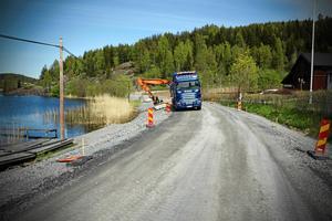 Vid Vågsfjären i Nordingrå finns flera platser som pekas ut.