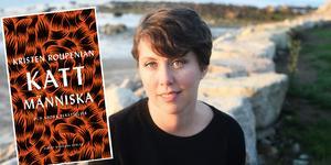 Novellisten Kristen Roupenian fick ett bokkontrakt efter att en av hennes noveller, Kattmänniska, blev viral under #metoo. Foto: Elisa Roupenian Toha